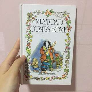 Mr Toad Comes Home