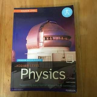 Pearson Higher Level Physics 2E