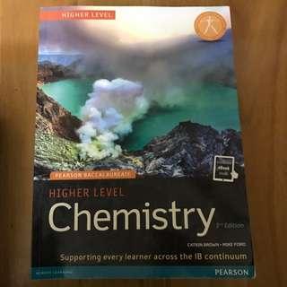 Pearson Higher Level Chemistry 2E