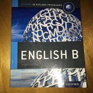 Oxford english B Course Companion