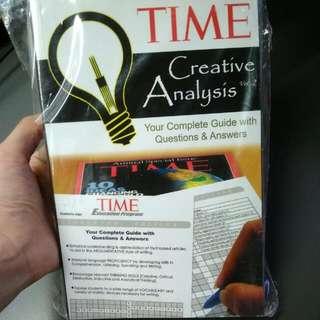 BNIB Time Creative Analysis