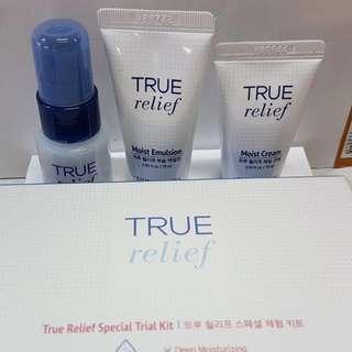 Etude True Relief Trial Kit