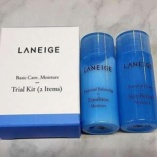 Laneige Skin Care Trial