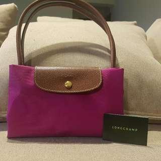 Longchamp Le Pilage Tote Bag   ( Authentic )