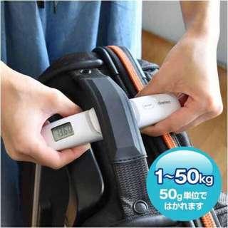 超輕 行李磅 行出用/旅行用] @最大50KG