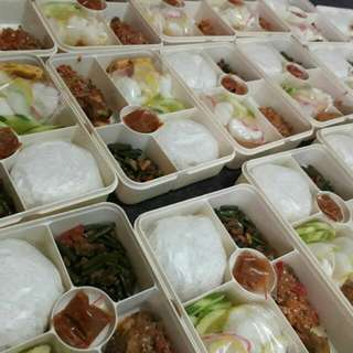 Nasi Box/Lunch Box