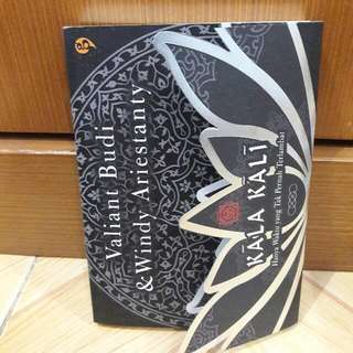 Novel Kala Kali - Valiant Budi & Windy A - Bekas
