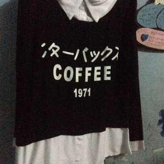 Baju Cotton / Baju Coffee