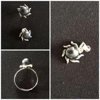 Jewelry Set (freshwater Pearl)