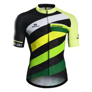 Monton Cycling jersey - dimension (green)
