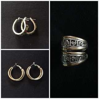 Preloved Earrings
