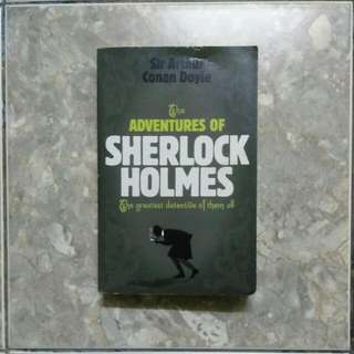 The Adventures of Sherlock Holmes: The Greatest Detectives of Them All