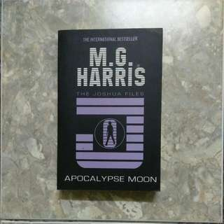 M.G HARRIS The Joshua Files