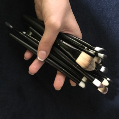 20Pcs Makeup Brushes Tool for Eye Shadow, Foundation, Eyebrows,