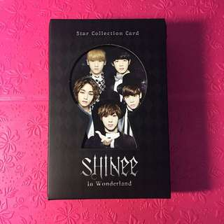 SHINee Star Collection Card 小卡