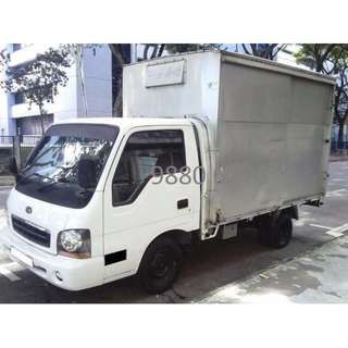 $80 10ft Boxed Lorry | 9880 6776