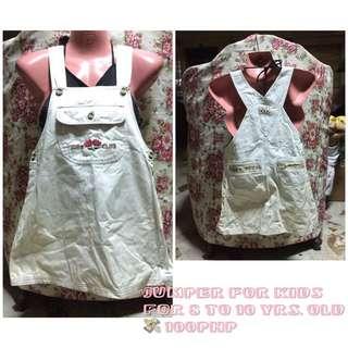 Forsale Jumper Skirt