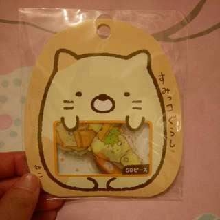 包郵-日本直送角洛生物貼紙
