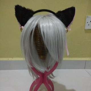 Cat Ears Clip