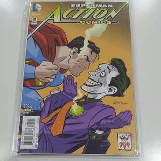 Superman Action Comics #41