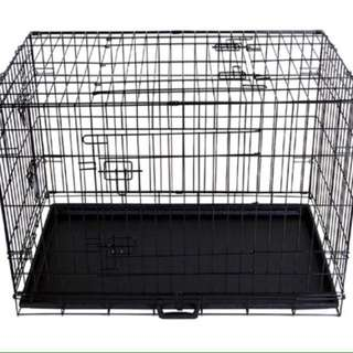 Dog Cage Collapsable