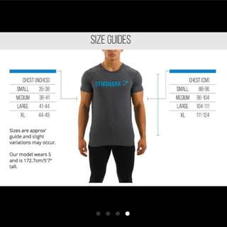 Gymshark - APOLLO Gym Tshirt
