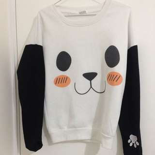 Panda Sweater / Jumper