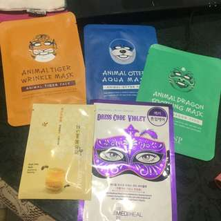 Face Masks From korea