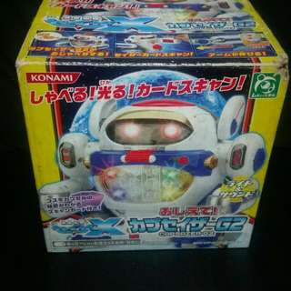 🚚 [售]超星艦隊 超星神 G2 500元 全新僅拆拍照  盒損!