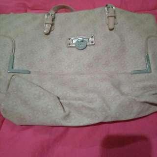 Guess Pink Bag