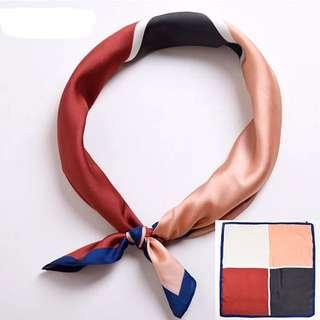 絲巾 領巾