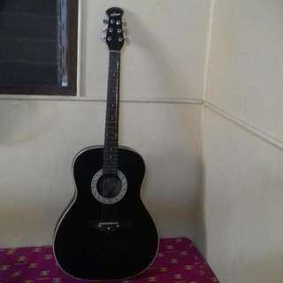 R.R Lumanog Guitar With Case
