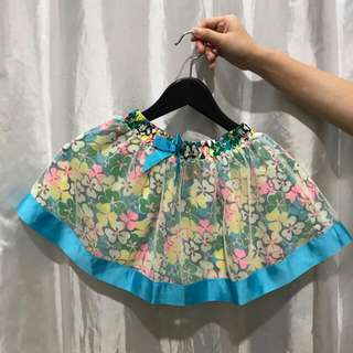 Oilily Floral Skirt