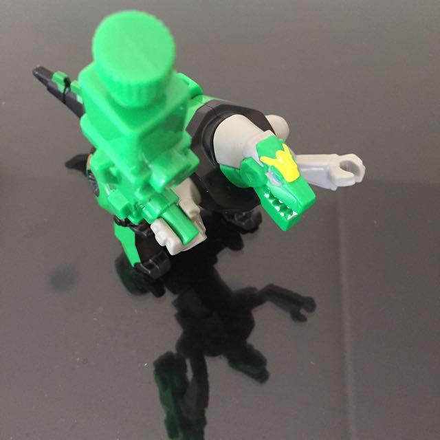 麥當勞兒童餐玩具-恐龍