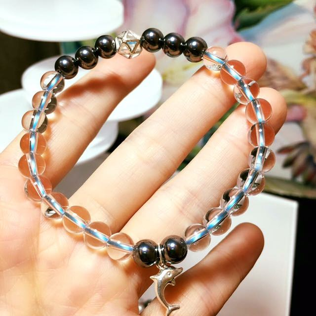 白水晶 太赫之手鏈