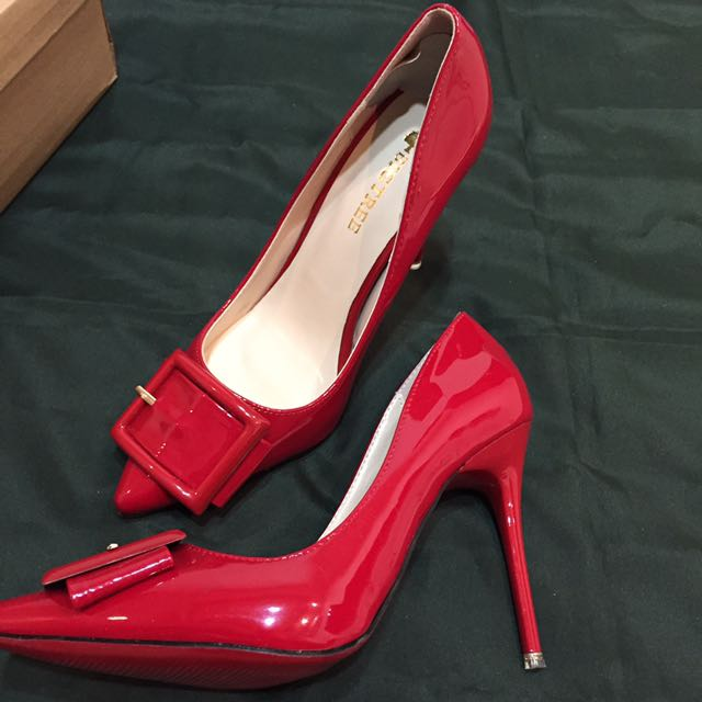 _媽媽©衣櫥_壞女人專用血紅高跟鞋
