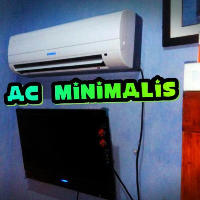 Ac Minimalis Ice Cristal Penyejuk Ruangan Mobile Phones Tablets