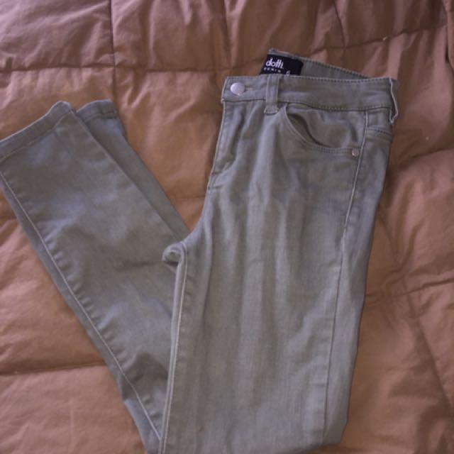 Ankle Biter Jeans