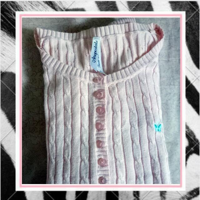 Aéropostale Sweaters Pink