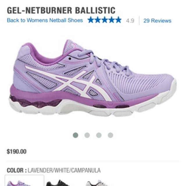 Asics Indoor Volleyball Shoes Size 26.5cm