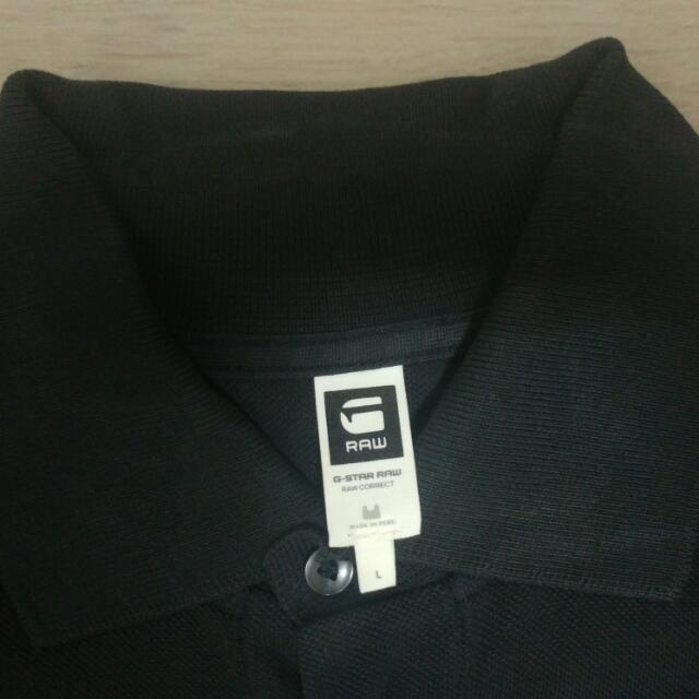 Authentic G-Star Raw Polo T-shirt