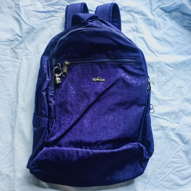 Authentic Kipling Backpack