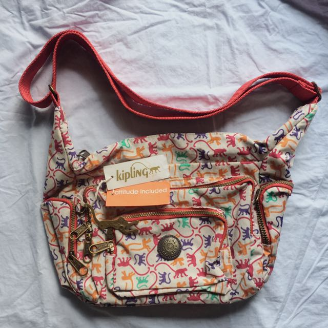 Authentic Kipling Shoulder Bag