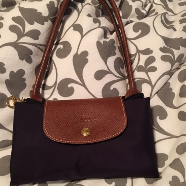 Authentic Longchamp Small Le Pliage' Shoulder Tote