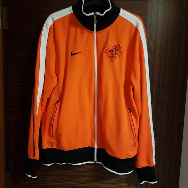 Authentic Nike Netherlands Jacket