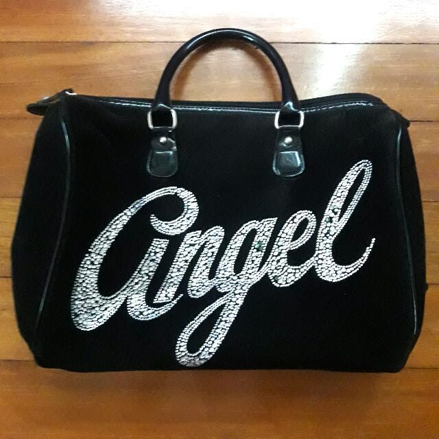 Authentic Victoria's Secret Angel Bag