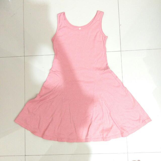 67d1d1a5b93e REPRICED Baby Pink Dress