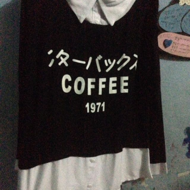 Baju Cotton / Baju Coffee