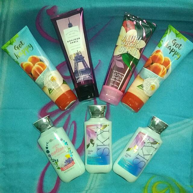 Bath And Body Works Lotion & Body Cream