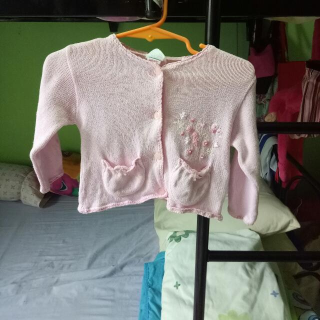 Big & Small Co. Knitted Baby Sweater